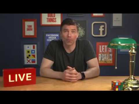 Hell On Wheels Star Anson Mount Facebook Live Q &A