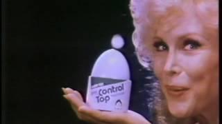 Barbara Eden L'eggs control top pantyhose commercial 1979 | pizzaguy2002