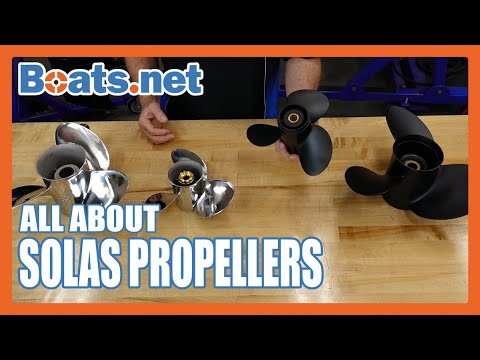 Benefits Of Solas Propellers | An Introduction To Solas Props | Solas Prop Review  | Boats.net