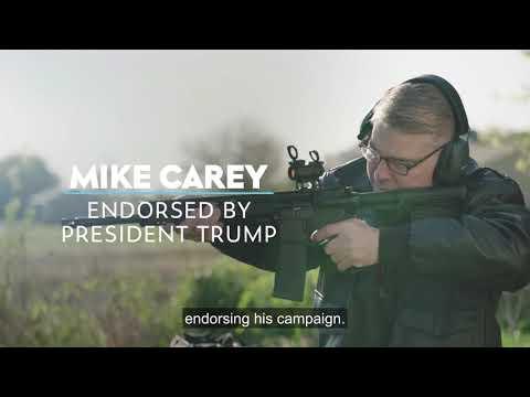 Pres. Trump Endorses Mike Carey for Congress (OH-15)