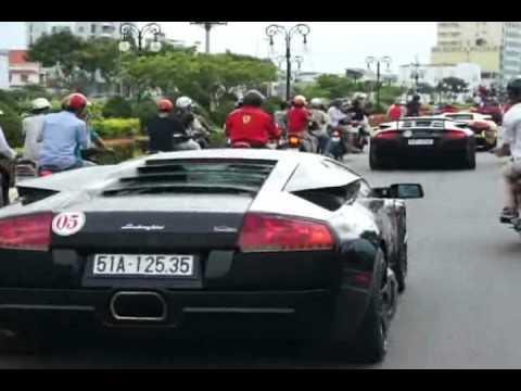 siêu xe tại Đà Nẵng