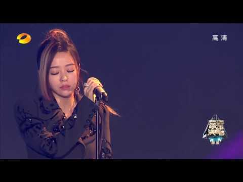 张靓颖Jane Zhang《Battle Field+Dust My Shoulders Off+心电感应808�湖南卫视跨年HunanTV New Year's Countdown