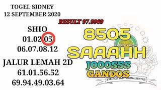 Prediksi Sdy 12 September 2020 Youtube