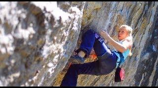 Mina Leslie-Wujastyk Climbs Mecca