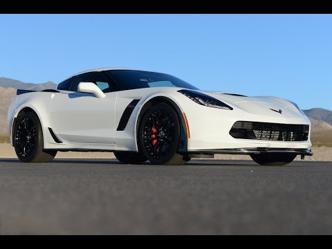 2015 Chevrolet Corvette Z06 Review Youtube