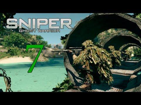 Sniper Ghost Warrior (HD 1080p) - ч.7 [Сам по себе].avi