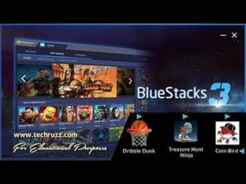 How To Download Blue Stack 3 On Window 7  32 Bits