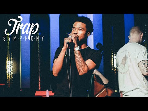 "Roddy Ricch Performs ""Ballin"" With Live Orchestra 