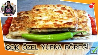 İçi Kıymalı Hazır Yufka Böreğı  Tarifi Nasıl yapılır  Sibelin mutfağı ile yemek tarifleri