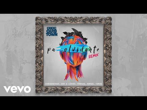 ChocQuibTown, Zion & Lennox, Farruko - Pa Olvidarte (Remix - Audio) ft. Manuel Turizo
