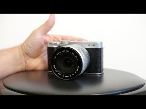 Fuji X A2: A Guided Tour of the Fuji X-A2 Mirrorless Digital Camera with 16-50mm Kit Lens