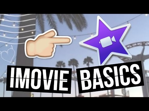 Download Youtube: LES BASES D'IMOVIE ⎮Apprend à éditer comme un pro !