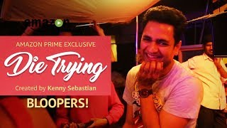 Die Trying : The album out now! Blooper Reel | Created by Kenny Sebastian