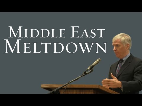 Middle East Meltdown: Causes and Consequences for the U.S. - Ryan C. Crocker