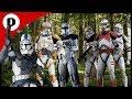 CLONE COMMANDER HUNGER GAMES - Star Wars: Battle Royale