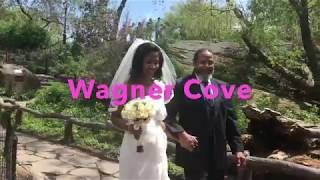 Wagner Cove Wedding Ceremony by Wedding Packages NYC
