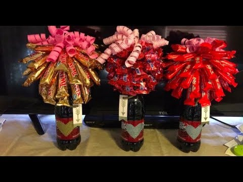 Diy Soda Candy Bouquet