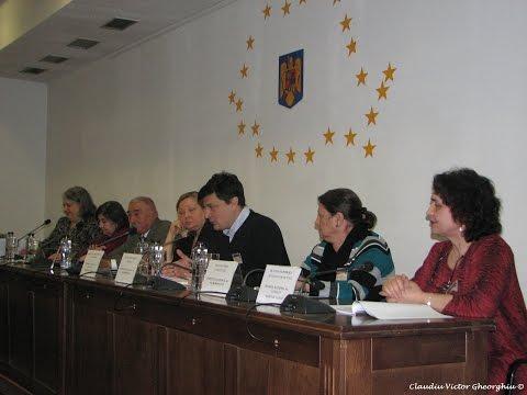 """Conferinţa Naţională De Conservare- Restaurare """"Doina Darvaş"""" , Noiembrie 2016"""