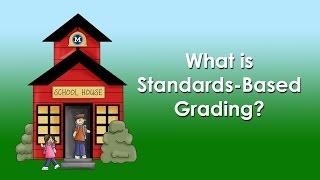 Standards Based Grading Thumbnail