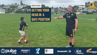 Backyard Basics - Session 4: Defence with Aaron Mauger