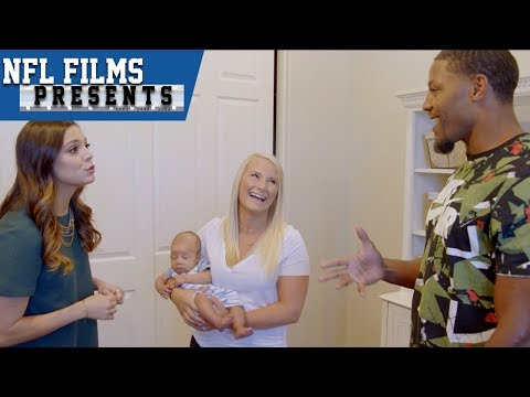 David Johnson & Katie Nolan Talk on Family, Dodgeball Skills & More! | NFL Films Presents