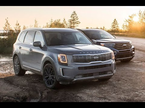 2020-ford-explorer-vs-2020-kia-telluride