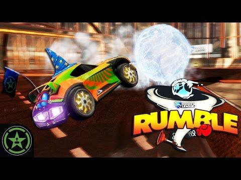 Let's Play - Rocket League: Rumble DLC
