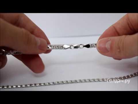 Изготовить и купить цепочки из золота и серебра на заказ в