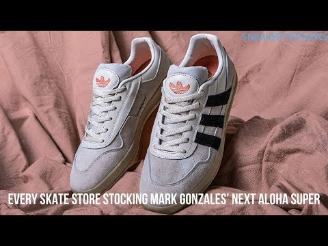Every Skate Store Stocking Mark Gonzales' Next Aloha Super