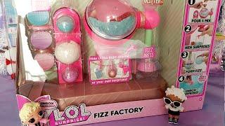 LOL Surprise - Le Bombe da bagno con la Fizz Factory! [Unboxing italiano]