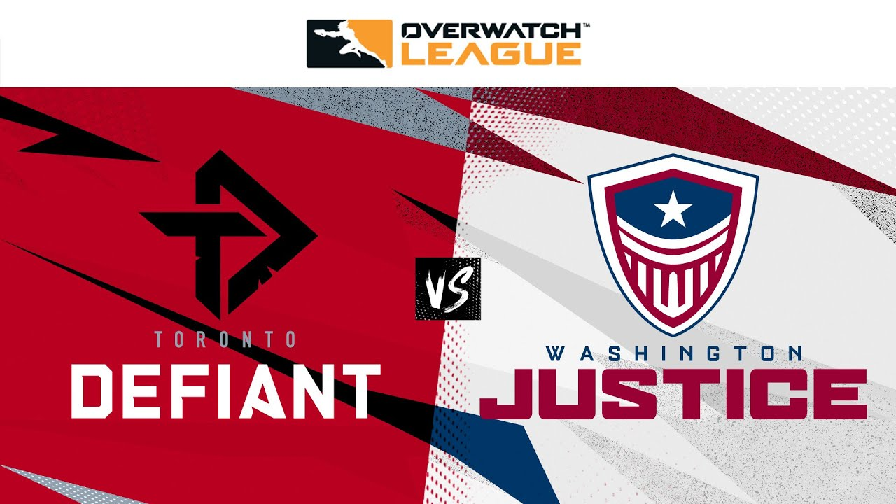 @Toronto Defiant vs @Washington Justice | May Melee Qualifiers | Week 3 Day 2 — West