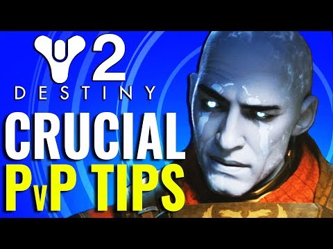 9 CRUCIAL PvP Tips and Tricks for Destiny 2 Beginners [Crucible Guide]