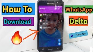 Gambar cover How To Download WhatsApp Delta | How To Install WhatsApp Delta
