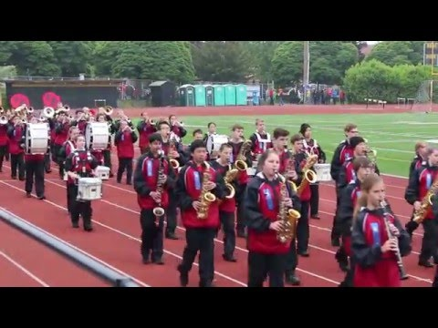 HPMS Marching Band - St Johns