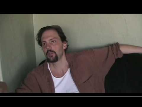 Silas Weir Mitchell: Working on Set