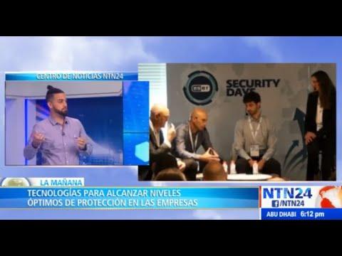 ESET Security Day, la convención de seguridad informática de ESET para las empresas en Colombia