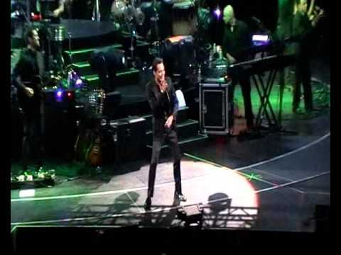 Marc Anthony Concert at Barclays Center Brooklyn NY