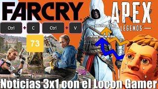 Far Cry New Dawn es un copy page | Apex con mejor ritmo que Fortnite | Assassins Creed pasa al RPG