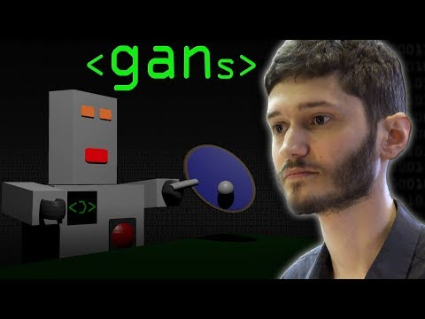 Generative Adversarial Networks (GANs) - Computerphile