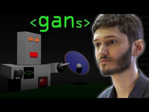 Generative Adversarial Networks (GANs) - Computerphile