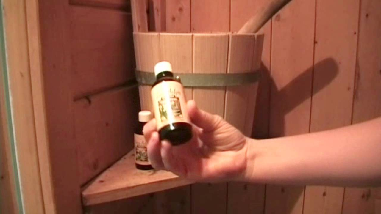 saunaaufguss richtig benutzen youtube. Black Bedroom Furniture Sets. Home Design Ideas