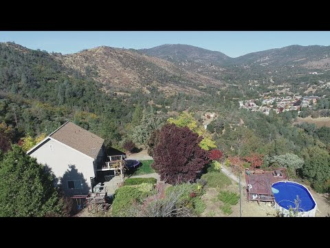 2 Homes With Spectacular Views on Bumguardner Mtn  Rd., Mariposa