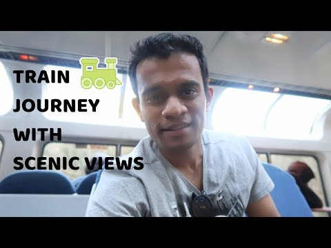 TRAVELLING IN USA IN INDIAN STYLE||TRAIN TRAVEL WITH SCENIC VIEWS||INDIAN VLOGGER PRATHAMESH