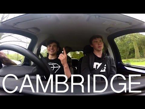 Cambridge Road Trip