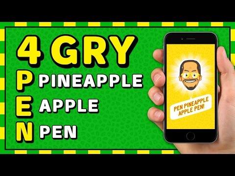 4 SUPER GRY O: Pen Pineapple Apple Pen 📱