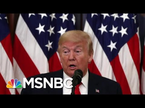 WaPo Reports On Trump's 'Desperate' Attempts To Reopen The U.S. | Morning Joe | MSNBC