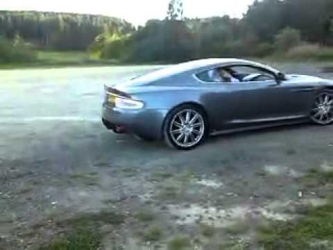 Aston Martin DBS sonido