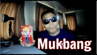 Daily Vlog 99 - Mukbang Pocky rasa Coklat