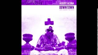 August Alsina - Ghetto Ft Rich Homie Quan Chopped & Screwed (Chop it #A5sHolee)
