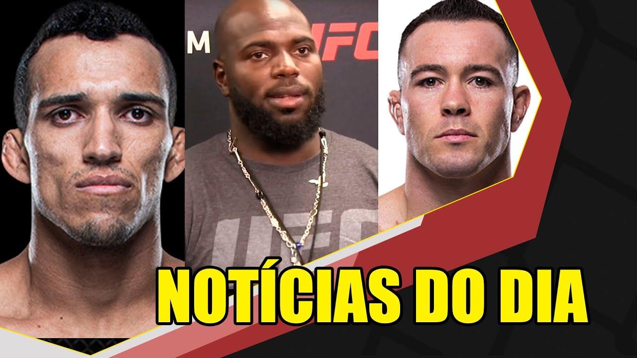Charles Oliveira desafiou Poirer e Ferguson/ Jairzinho mira revanche com Ngannou/Colby quer Masvidal